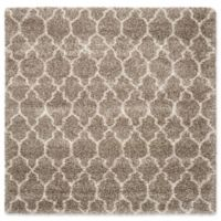 Nourison Amore Amor2 6-Foot 7-Inch x 6-Foot 7-Inch Area Rug in Stone