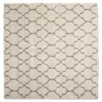 Nourison Amore Amor2 6-Foot 7-Inch x 6-Foot 7-Inch Area Rug in Cream
