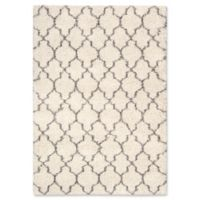 Nourison Amore Amor2 6-Foot 7-Inch x 9-Foot 6-Inch Area Rug in Cream