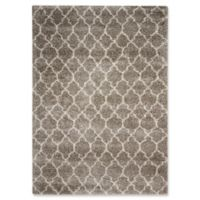 Nourison Amore Amor2 7-Foot 10-Inch x 10-Foot 10-Inch Area Rug in Stone