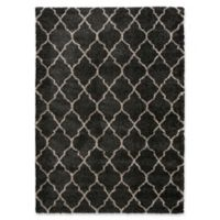 Nourison Amore Amor2 10-Foot x 13-Foot Area Rug in Charcoal