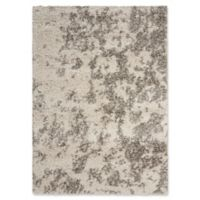 Nourison Amore Cobble 3-Foot 11-Inch x 5-Foot 11-Inch Area Rug in Grey