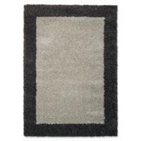 Nourison Amore 7-Foot 10-Inch x 10-Foot 10-Inch Area Rug in Silver/Charcoal