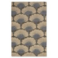 Capel Rugs Williamsburg 3-Foot 6-Inch x 5-Foot 6-Inch Area Rug in Ecru