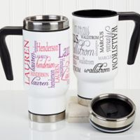 Signature Style 14 oz. Commuter Travel Mug