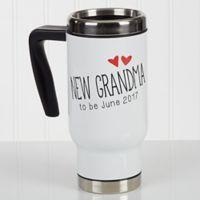 Grandparent Established 14 oz. Commuter Travel Mug