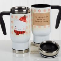 Marshmallow 14 oz. Commuter Travel Mug