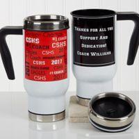 All-Star Coach 14 oz. Commuter Travel Mug