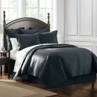Waterford® Crystal King Quilt in Midnight