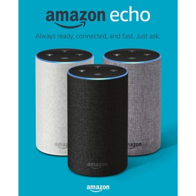 product image for amazon echo 2nd generation 5 out of