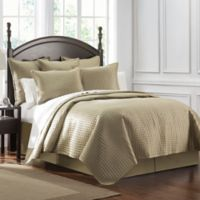 Waterford® Crystal King Quilt in Gold