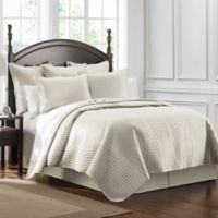 Waterford® Crystal King Quilt in Ivory