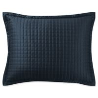 Waterford® Crystal King Pillow Sham in Midnight