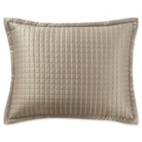 Waterford® Crystal King Pillow Sham in Taupe