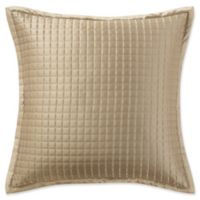 Waterford® Crystal European Pillow Sham in Gold