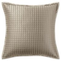 Waterford® Crystal European Pillow Sham in Taupe