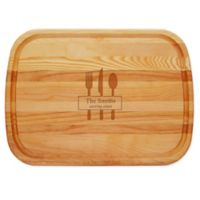 Carved Solutions Serving 21-Inch x 15-Inch Everyday Board