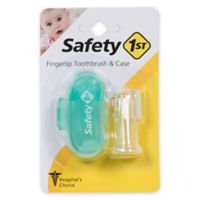 Safety 1st® Fingertip Toothbrush and Case