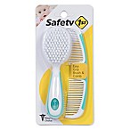 Safety 1st® Easy Grip Brush and Comb Set