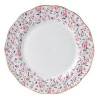 Royal Albert Rose Confetti Vintage Dinner Plate