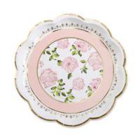 Kate Aspen® 24-Pack Tea Time Whimsy Paper Plates
