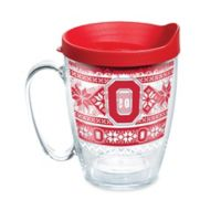 Tervis® Ohio State University Ugly Sweater 16 oz. Wrap Tumbler with Lid