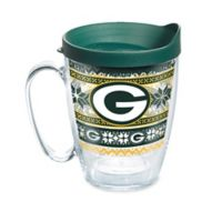 Tervis® NFL Green Bay Packers Ugly Holiday Sweater 16 oz. Mug with Lid