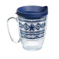 Tervis® NFL Dallas Cowboys Ugly Holiday Sweater 16 oz. Mug with Lid