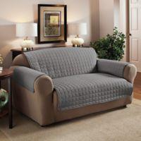 Innovative Textile Solutions Microfiber XL Sofa Protector in Grey