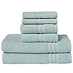 Loft by Loftex Modern Home Trends 6-Piece Towel Set in Porcelain