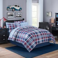 Trevor 6-Piece Twin Comforter Set