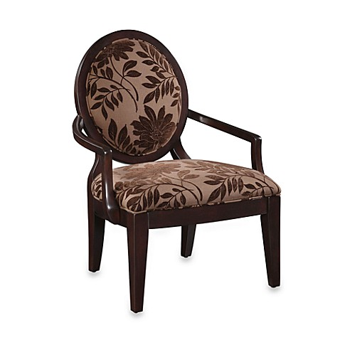 Powell Oval Back Accent Chair