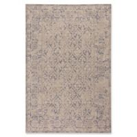 Capel Rugs Municipality-Terrace 5-Foot 3-Inch x 7-Foot 6-Inch Area Rug in Tan