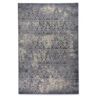 Capel Rugs Municipality-Victoria 3-Foot 11-Inch x 5-Foot 6-Inch Area Rug in Navy