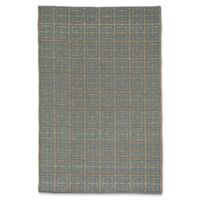 Capel Rugs Williamsburg Chateau 5-Foot x 8-Foot Area Rug in Blue