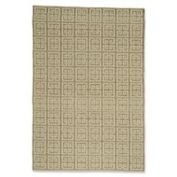Capel Rugs Williamsburg Chateau 5-Foot x 8-Foot Area Rug in Beige