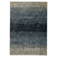 Capel Rugs Kevin O'Brien Cadence 3-Foot 11-Inch x 5-Foot 3-Inch Area Rug in Navy