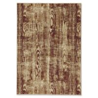 Capel Rugs Kevin O'Brien Thicket 5-Foot 3-Inch x 7-Foot 6-Inch Area Rug in Gold