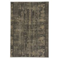 Capel Rugs Kevin O'Brien Thicket 5-Foot 3-Inch x 7-Foot 6-Inch Area Rug in Coal