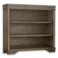 Westwood Design Foundry Hutch/Bookcase in Pewter