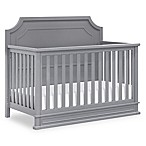 Encore by Million Dollar Baby Classic Emma Regency 4-in-1 Convertible Crib in Grey