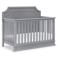 Encore by Million Dollar Baby Classic Emma Regency 4-in-1 Convertible Crib in Grey