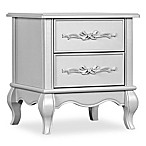 evolur™ Aurora Nightstand in Akoya Grey Pearl
