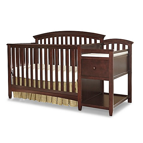 Westwood Design Montville 4 In 1 Convertible Crib And