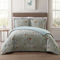 Style 212 Bedford King Comforter Set in Blue