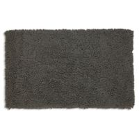 Castle Hill London 1-Foot 8-Inch x 2-Foot 6-Inch Melbourne Bath Rug in Stone