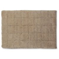 Castle Hill London 1-Foot 8-Inch x 2-Foot 6-Inch Summer Tile Bath Rug in Natural