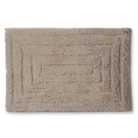 Castle Hill London 1-Foot 9-Inch x 2-Foot 10-Inch Racetrack Bath Rug in Natural