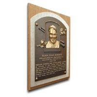 MLB Philadelphia Phillies Robin Roberts That's My Ticket Hall of Fame Canvas Plaque
