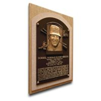 MLB St. Louis Cardinals Whitey Herzog That's My Ticket Hall of Fame Canvas Plaque